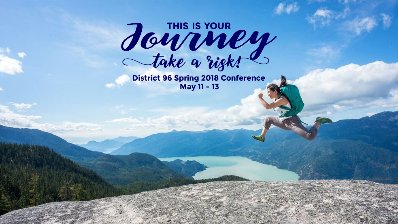 D96 Spring 2018 Conference image