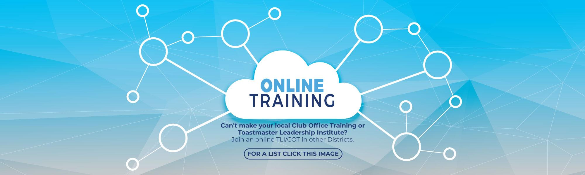 Club Officer Training Online